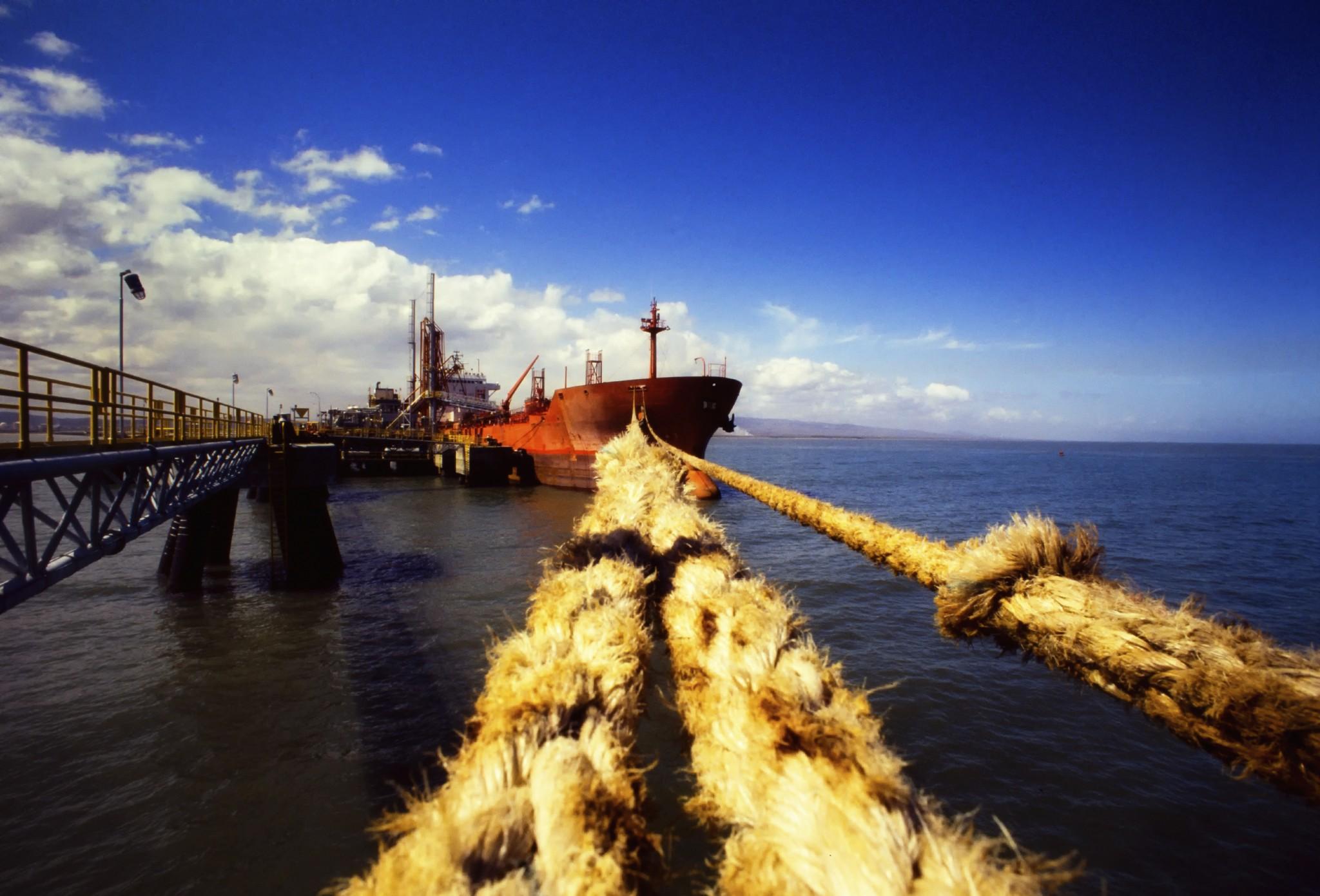 Scheepvaart-schip